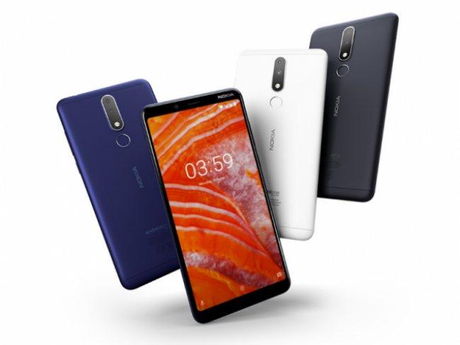 Nokia 3.1 Plus DUAL Снимки
