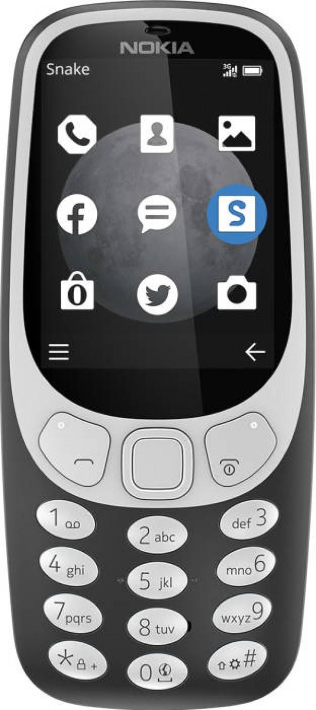 GSM Nokia 3310 (2017) 3G