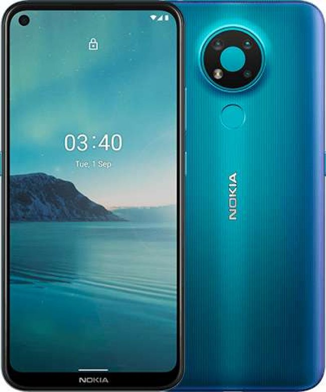 Nokia 3.4 (2020) DUAL