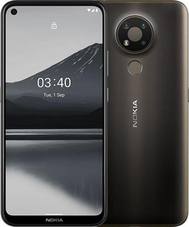 Смартфон Nokia 3.4 (2020) DUAL