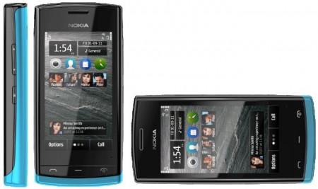 Снимки на Nokia 500