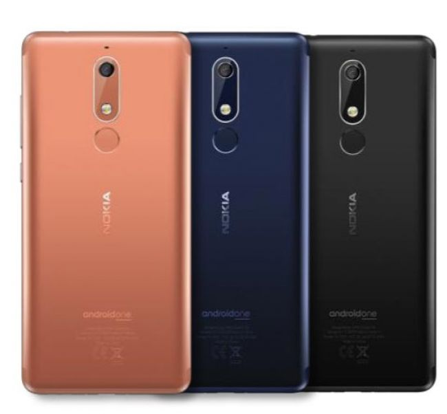 Цена Nokia 5.1 (2018) DUAL SIM