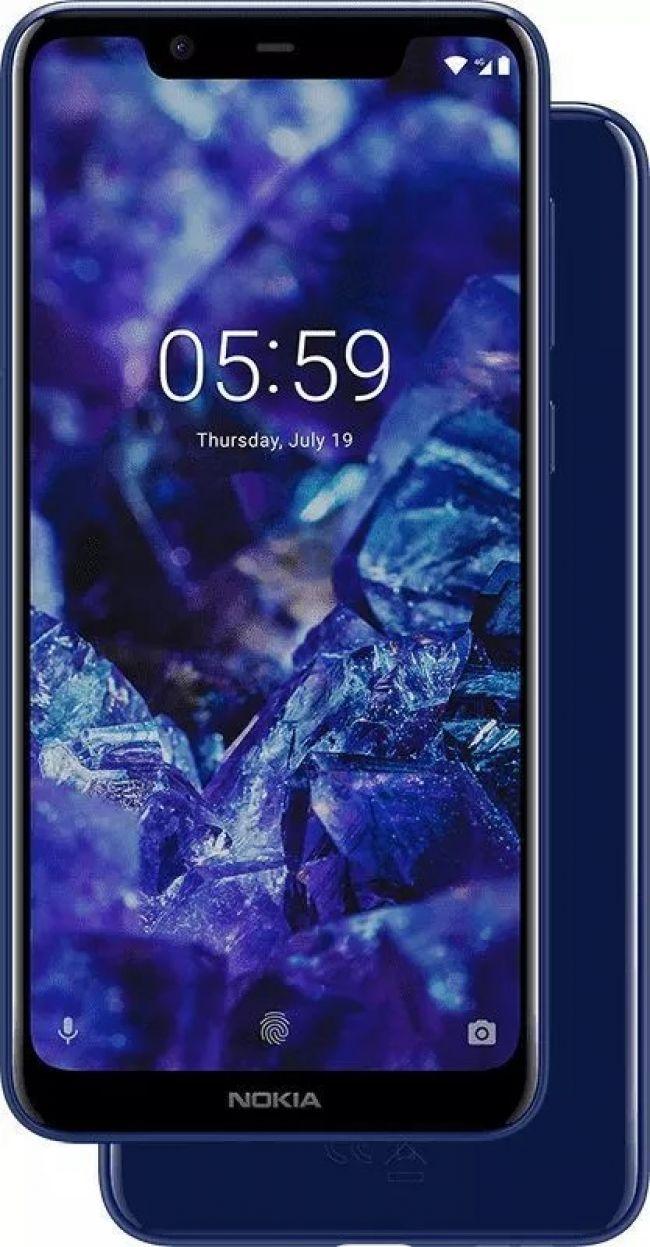 Цена Nokia 5.1 Plus (X5) DUAL