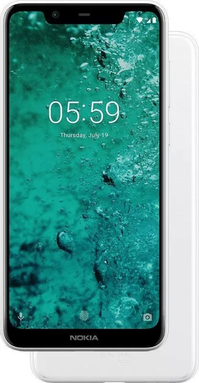 Снимки на Nokia 5.1 Plus (X5) DUAL