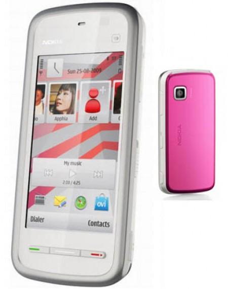 Снимки на Nokia 5230 Navigation Edition