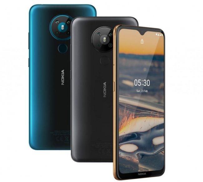 Цена на Nokia 5.3 Dual