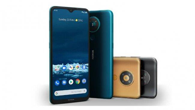Цена Nokia 5.3 Dual