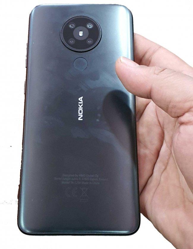 Снимки на Nokia 5.3 Dual