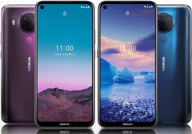 Цена на Nokia 5.4 DUAL