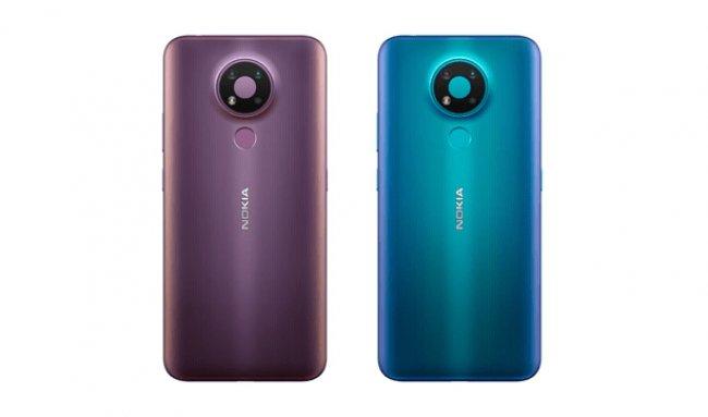 Цена Nokia 5.4 DUAL