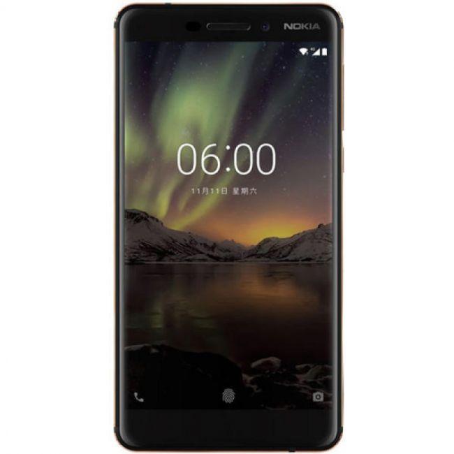 Смартфон Nokia 6 (6.1)  2nd Generation (2018)