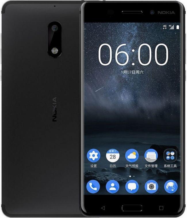 Цена Nokia 6 Dual