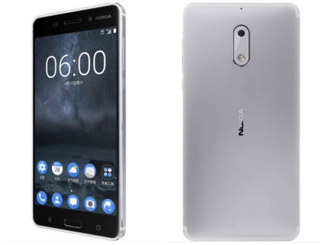 Снимки на Nokia 6 Dual