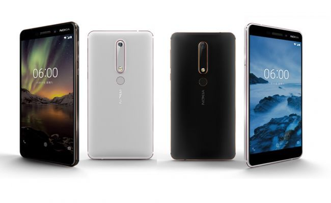Nokia 6.1 DUAL 2nd Generation (2018)