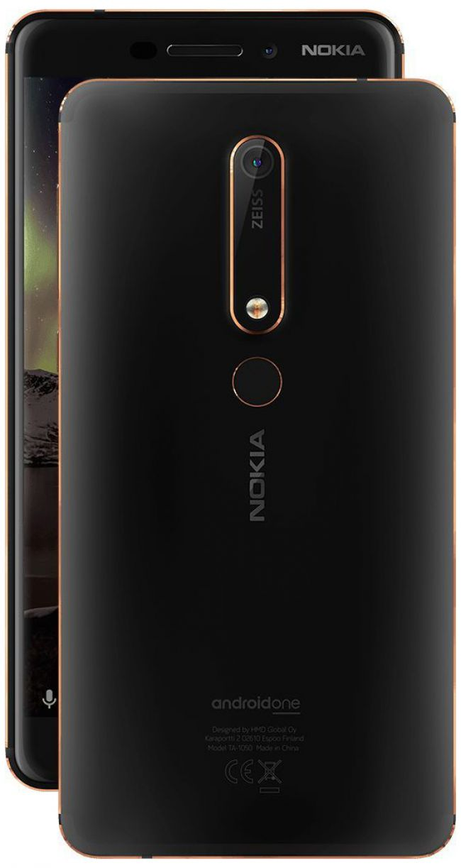 Цена на Nokia 6.1 DUALSIM 2nd Generation (2018)
