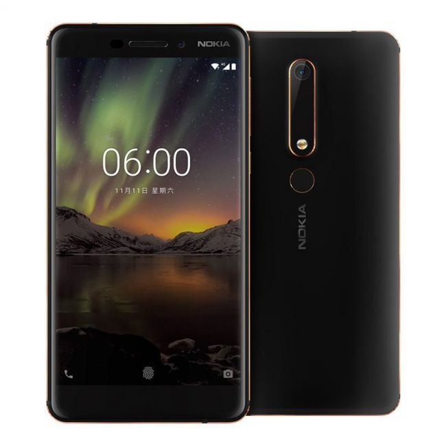 Nokia 6.1 DUALSIM 2nd Generation (2018)