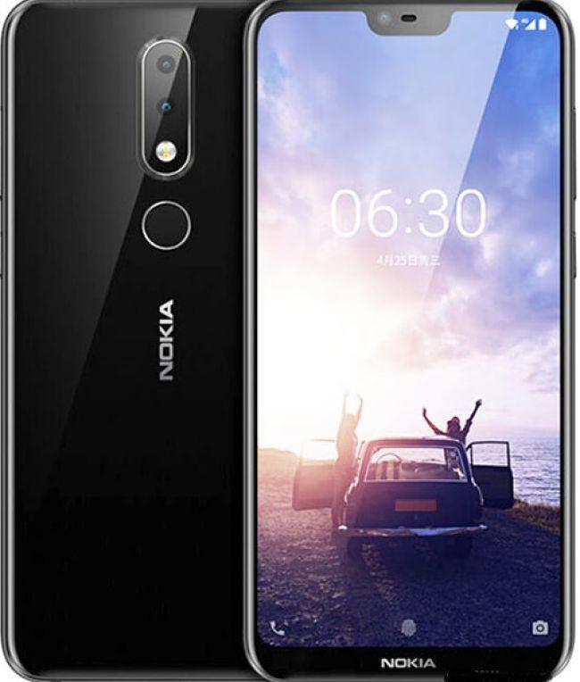 Nokia 6.1 Plus ( X6 ) 2018 Dual