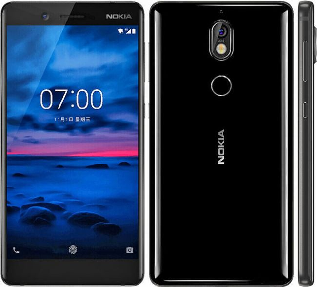 Nokia 7 Dual
