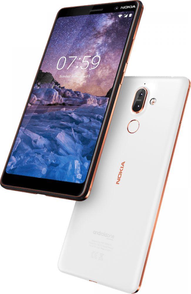 Цена Nokia 7 Plus DUAL