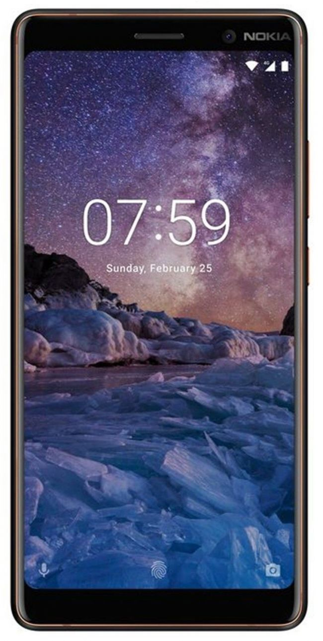Снимки на Nokia 7 Plus DUAL
