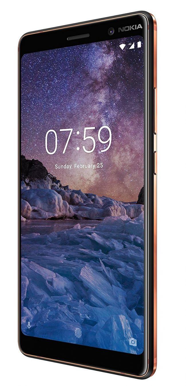Снимки на Nokia 7 Plus