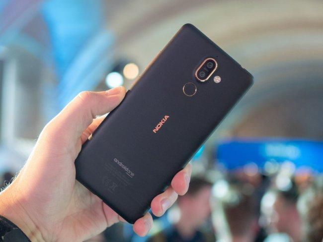 Nokia 7 Plus Снимка