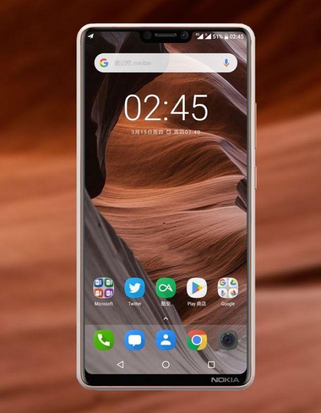 Nokia 7.1 Plus (Nokia X7) Dual