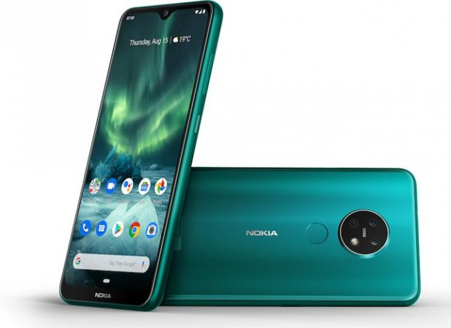 Цена Nokia 7.2 DUAL