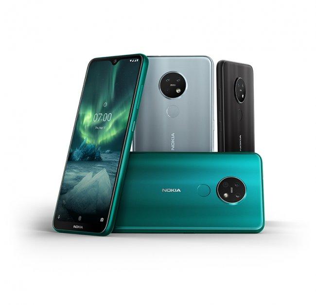 Nokia 7.2 DUAL