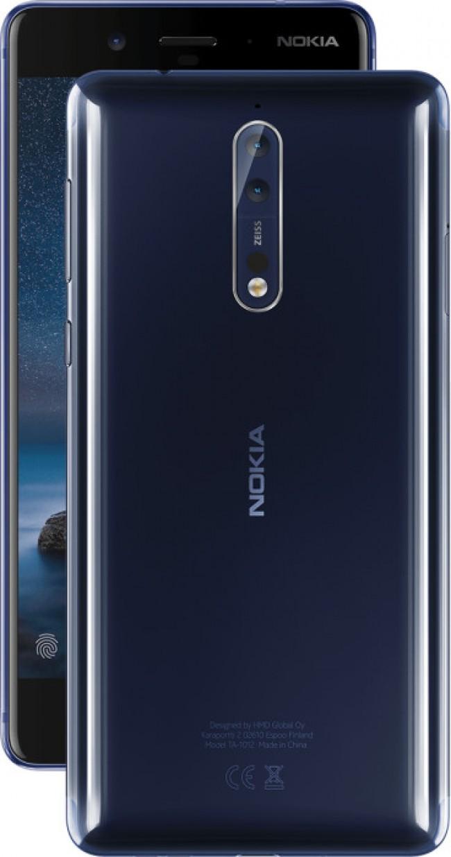 Цена на Nokia 8 DUAL