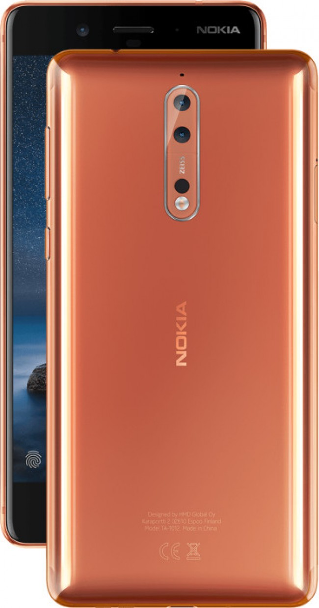 Цена Nokia 8 DUAL