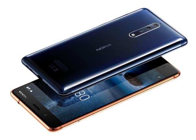 Снимка на Nokia 8 DUAL