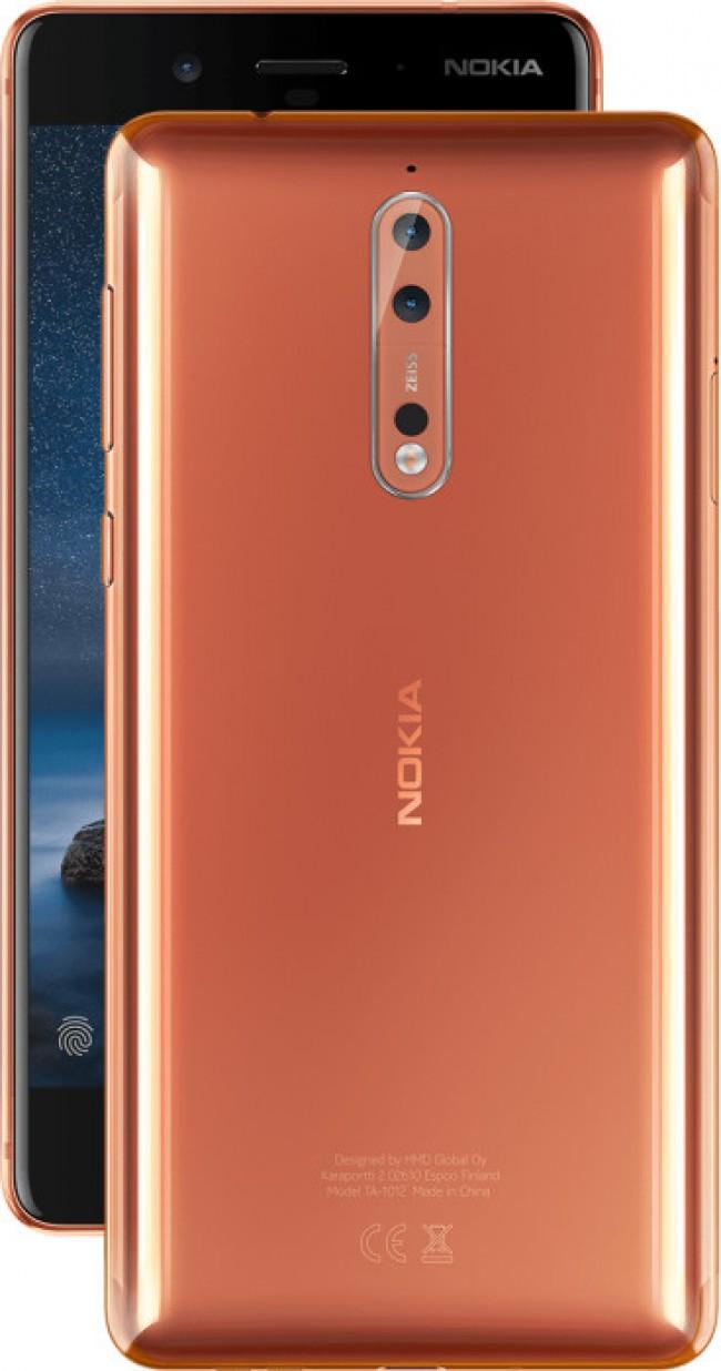 Цена Nokia 8 DUALSIM