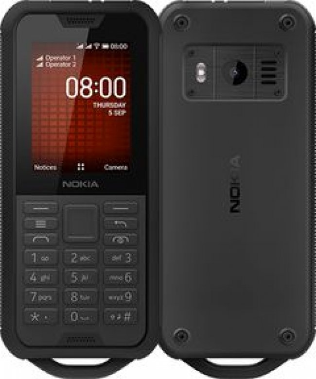Смартфон Nokia 800 Tough DUAL