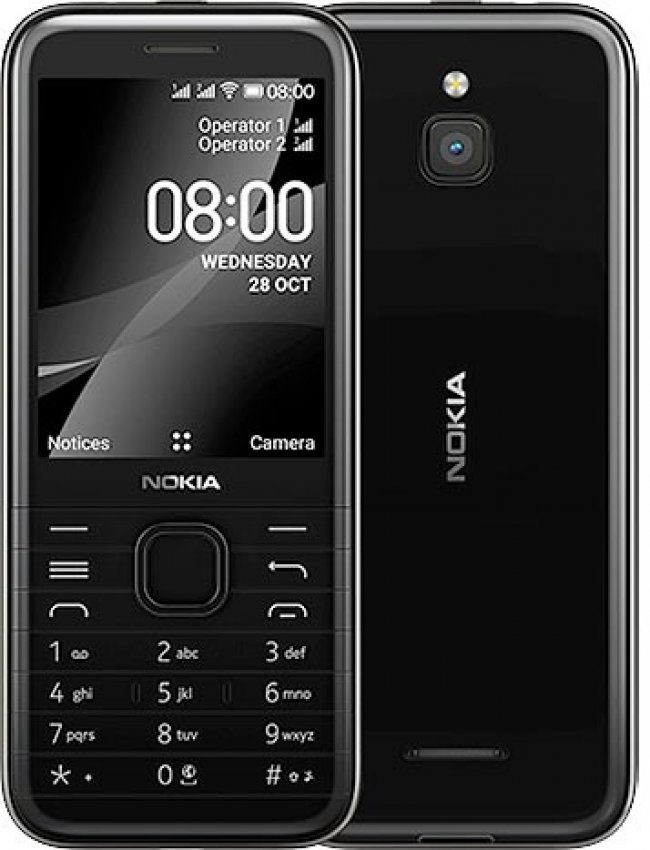 GSM Nokia 8000 (2020) 4G DUAL