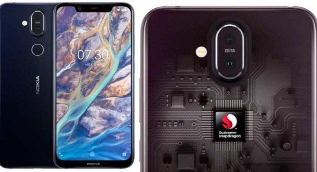Снимки на Nokia 8.1 DUAL