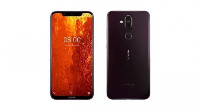 Цена Nokia 8.1 DUALSIM