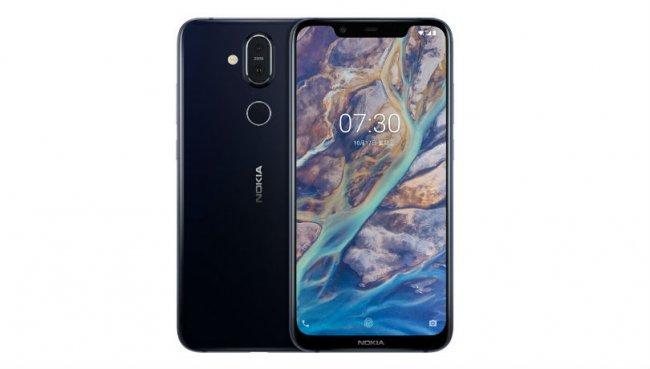 Снимка на Nokia 8.1 DUALSIM