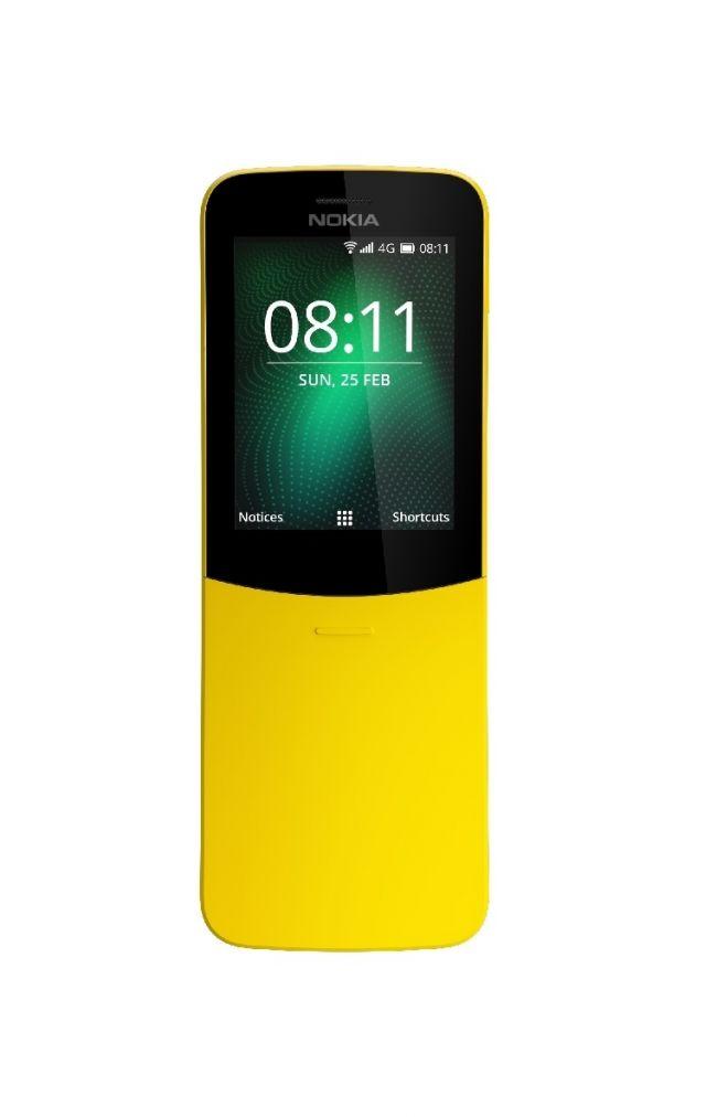 Цена на Nokia 8110 4G (2018) DUAL