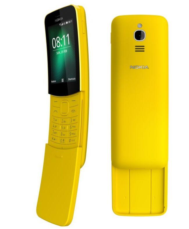 Цена Nokia 8110 4G (2018) Dual