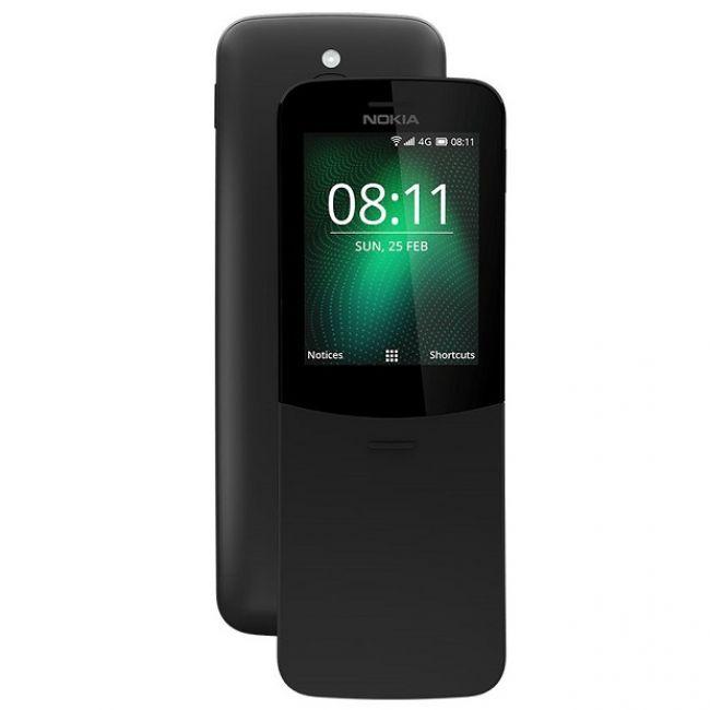 Nokia 8110 4G (2018) Dual Снимки