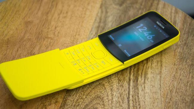 Снимка на Nokia 8110 4G (2018)