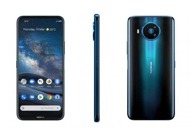 Цена на Nokia 8.3 5G DUAL