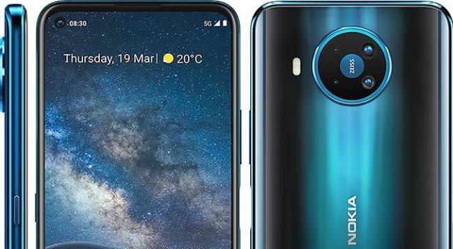 Nokia 8.3 5G DUAL
