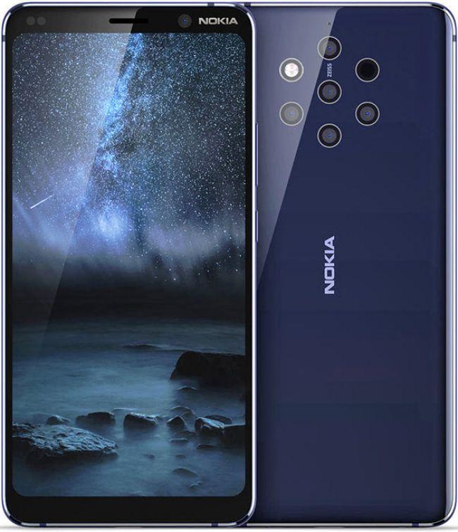 Nokia 9 Dual