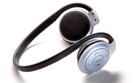 Bluetooth Хандсфрее, Handsfree, слушалка Nokia BH-503