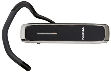 Bluetooth Хандсфрее, Handsfree, слушалка Nokia BH-602