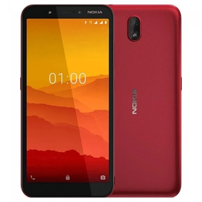 Nokia C1 (2020) Dual