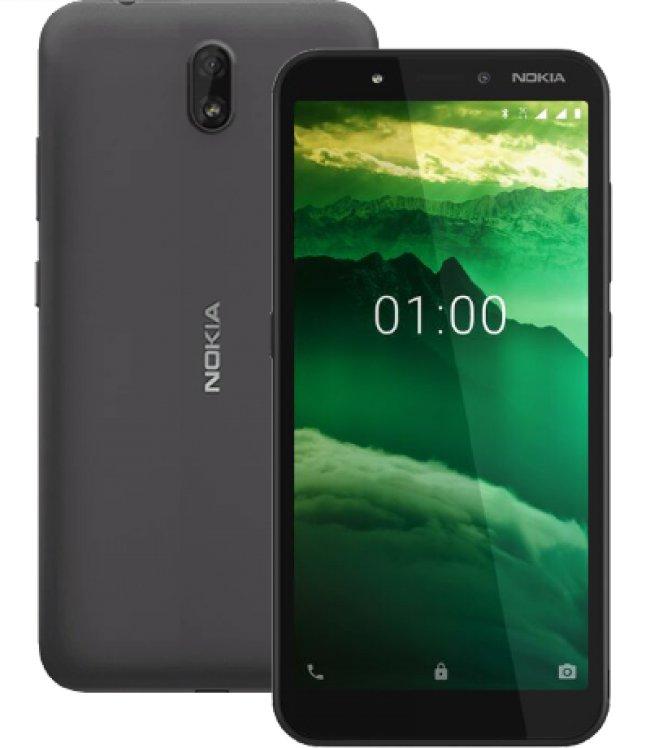 Цена на Nokia C1 (2020) Dual