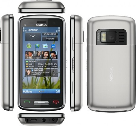 GSM втора употреба Nokia C6-01